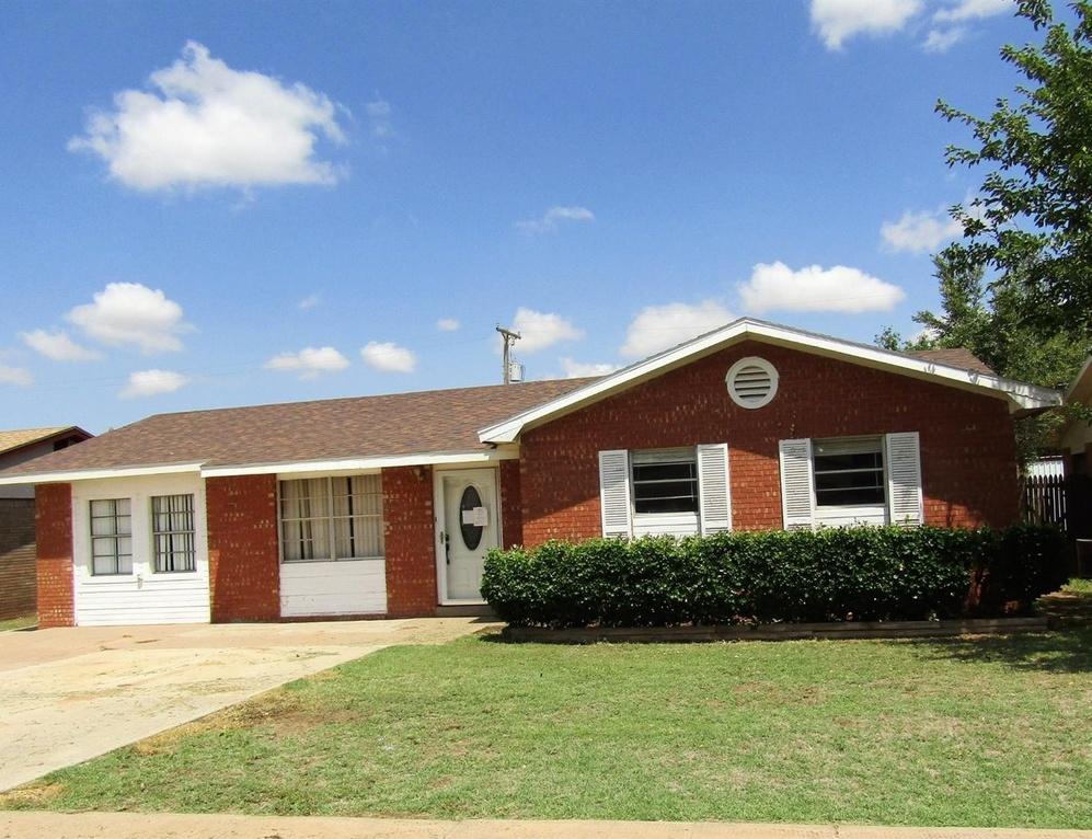 319 Michael St, Levelland TX Foreclosure Property