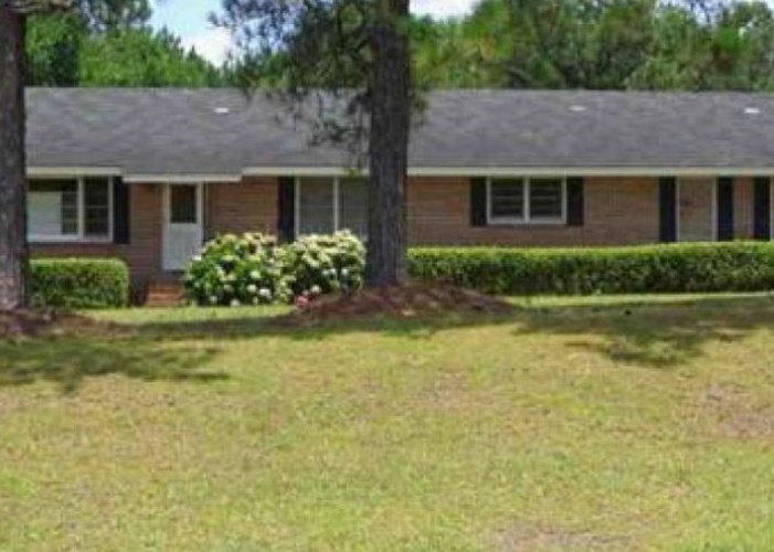 2810 Ga Highway 33 N, Moultrie GA Foreclosure Property