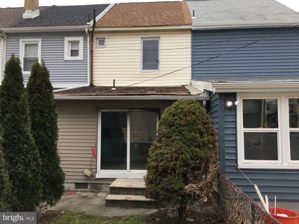 124 S Sussex St, Gloucester City NJ Foreclosure Property