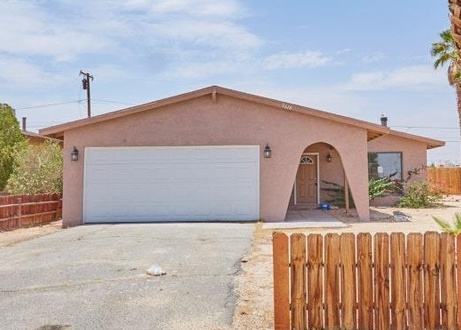 5616 Cahuilla Ave, Twentynine Palms CA Foreclosure Property