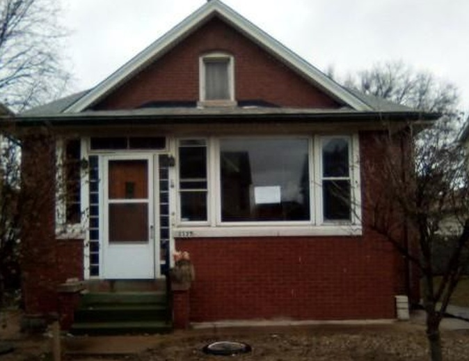 2135 State St, Granite City IL Foreclosure Property