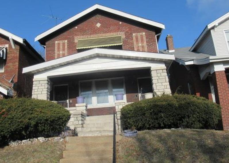 5015 N Kingshighway Blvd, Saint Louis MO Foreclosure Property