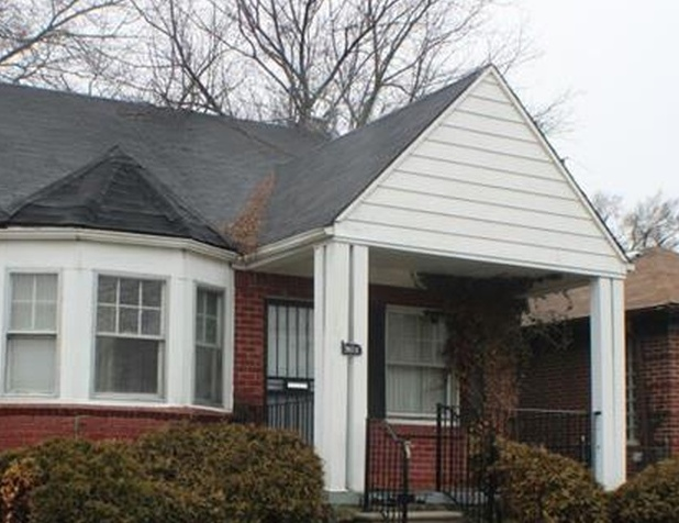 9815 Manistique St, Detroit MI Foreclosure Property