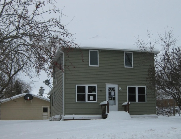57 3rd St Se, Blackduck MN Foreclosure Property