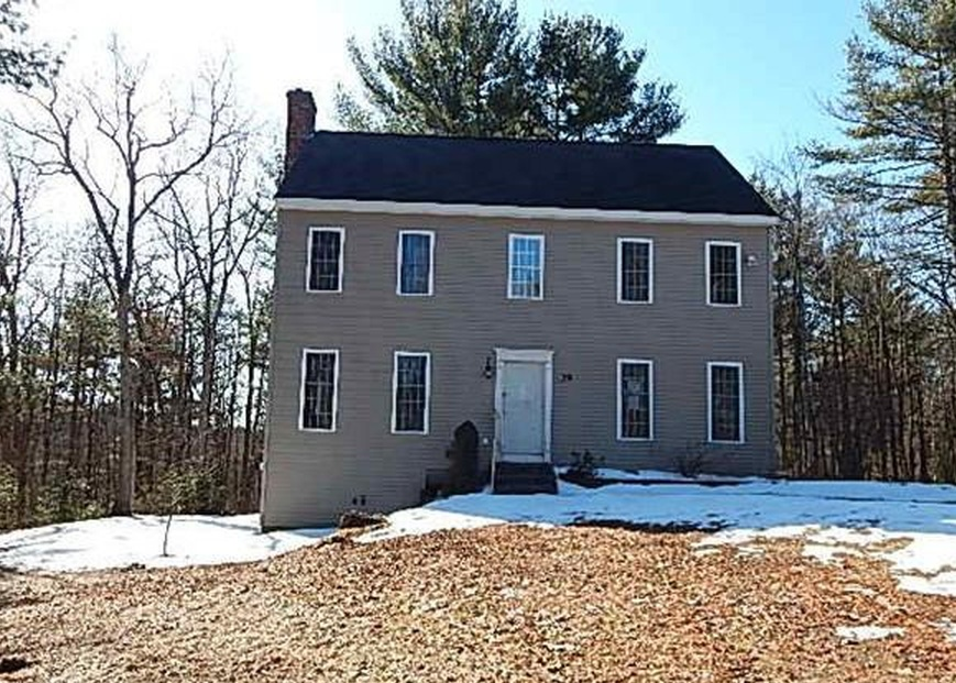 39 River Rd, Rutland MA Foreclosure Property