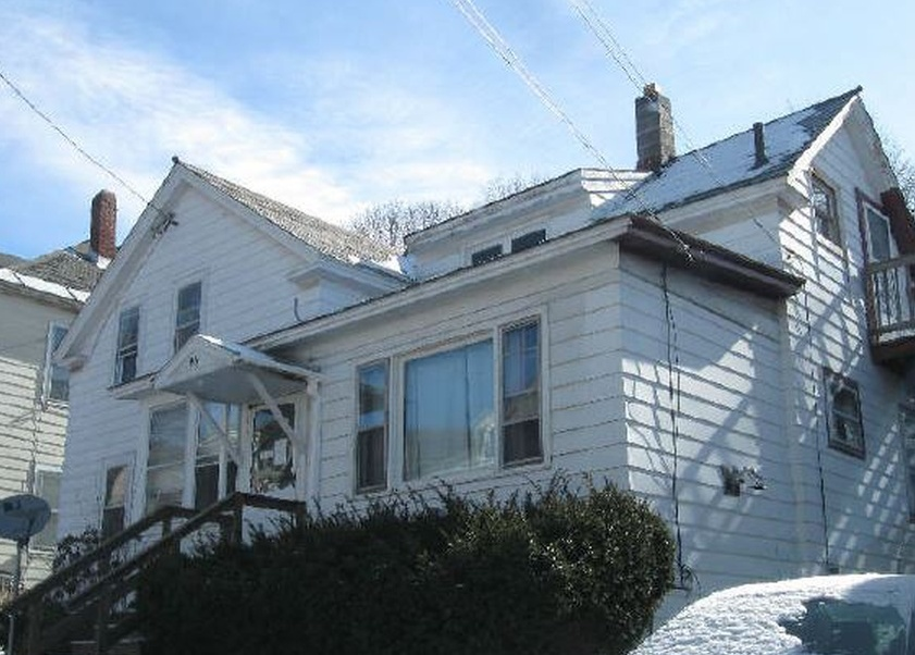 96 Veazie St, North Adams MA Foreclosure Property