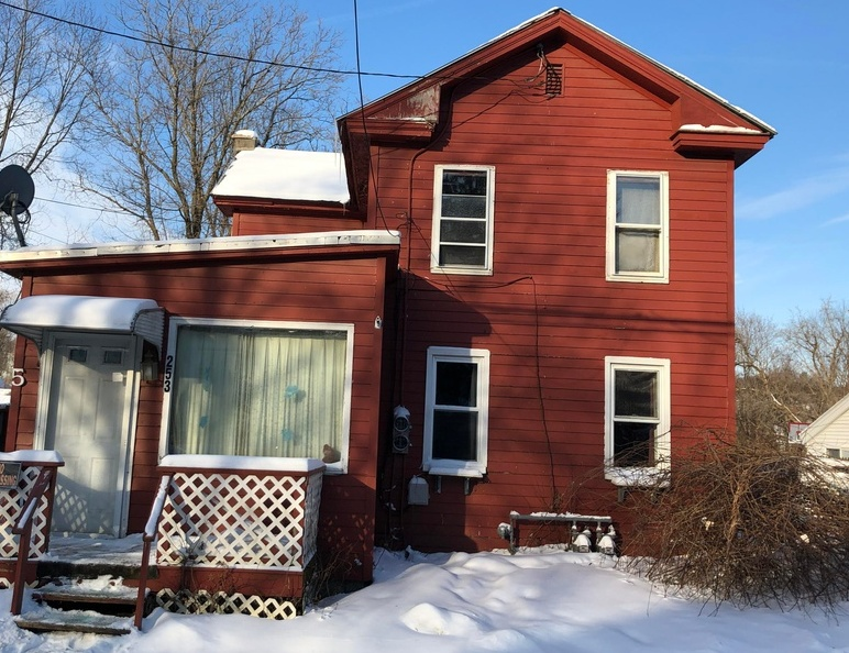 253 Dewey Ave, Pittsfield MA Foreclosure Property