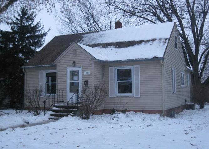 231 S Hering St, Appleton MN Foreclosure Property
