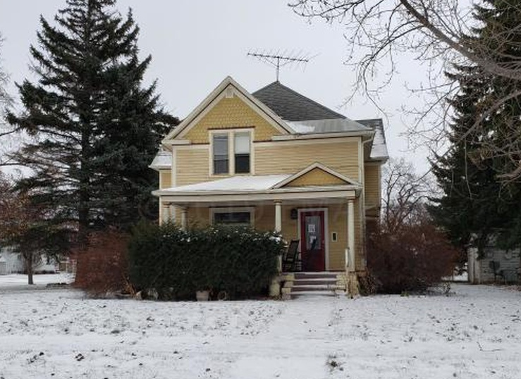 228 7th St N, Breckenridge MN Foreclosure Property
