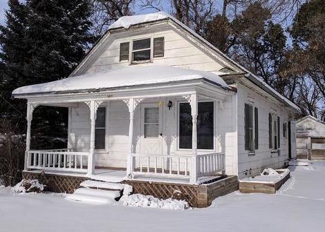 107 5th St Ne, Pipestone MN Foreclosure Property