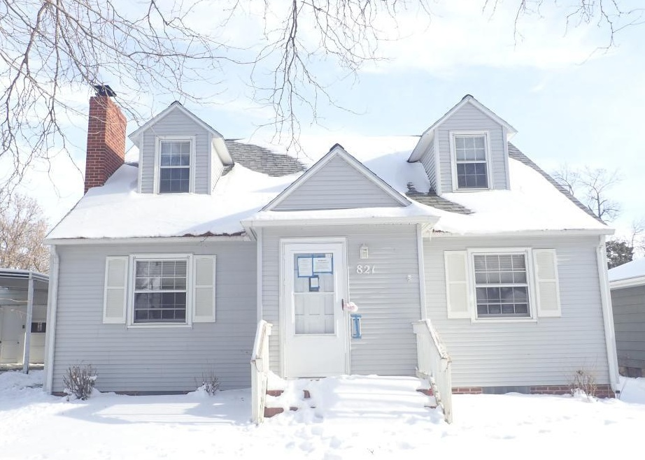 821 Redwood Dr, Fairmont MN Foreclosure Property