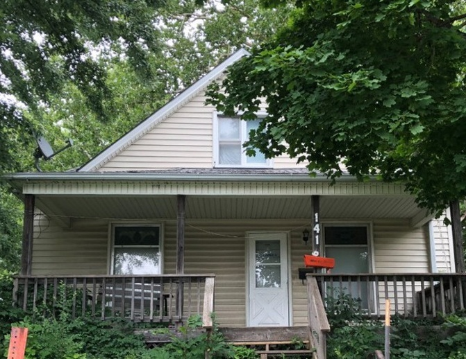 1416 Court St, Sioux City IA Foreclosure Property