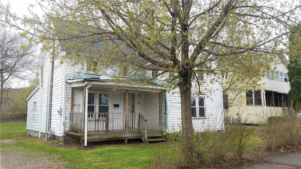29 E Vanscoter St, Hornell NY Foreclosure Property