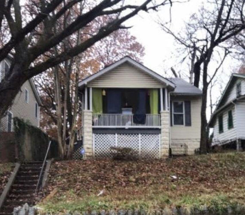 2608 22nd St Ne, Washington DC Foreclosure Property