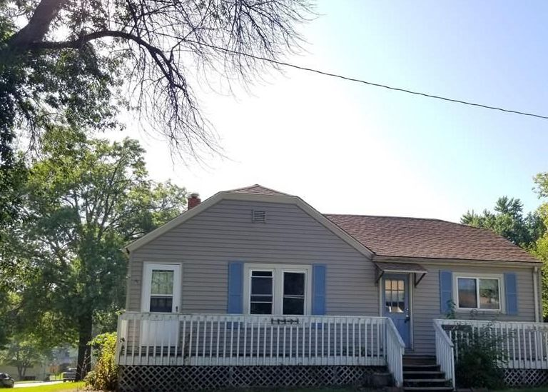 314 S Henry St, Knoxville IA Foreclosure Property
