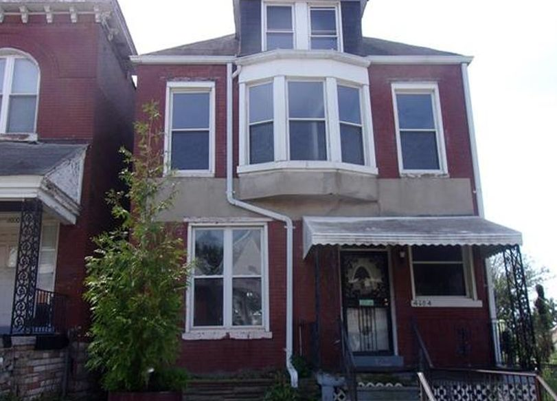 4604 Enright Ave, Saint Louis MO Foreclosure Property