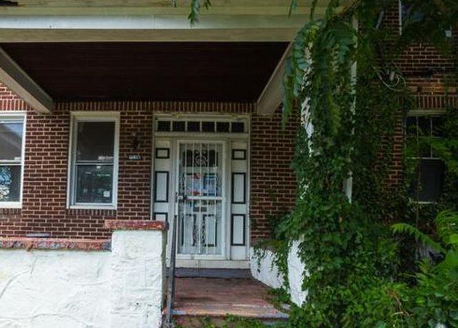1924 E 29th St, Baltimore MD Foreclosure Property