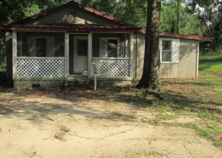 382 Highway 131, Eufaula AL Foreclosure Property