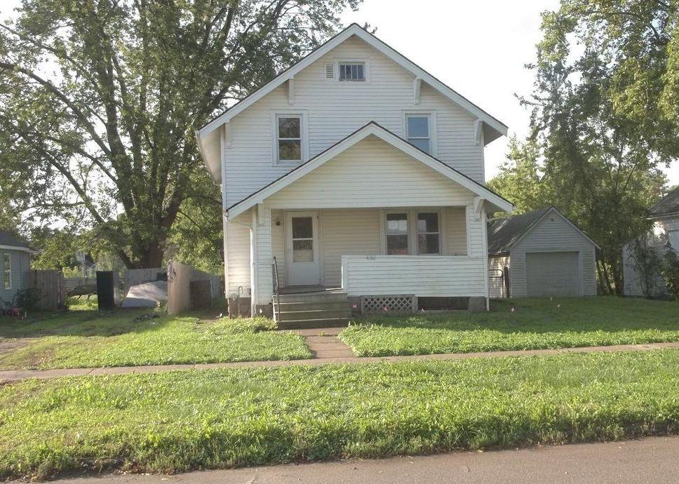 403 May St, Marshalltown IA Foreclosure Property
