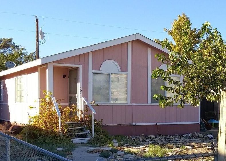 404 W Hoyt St, Beatty NV Foreclosure Property