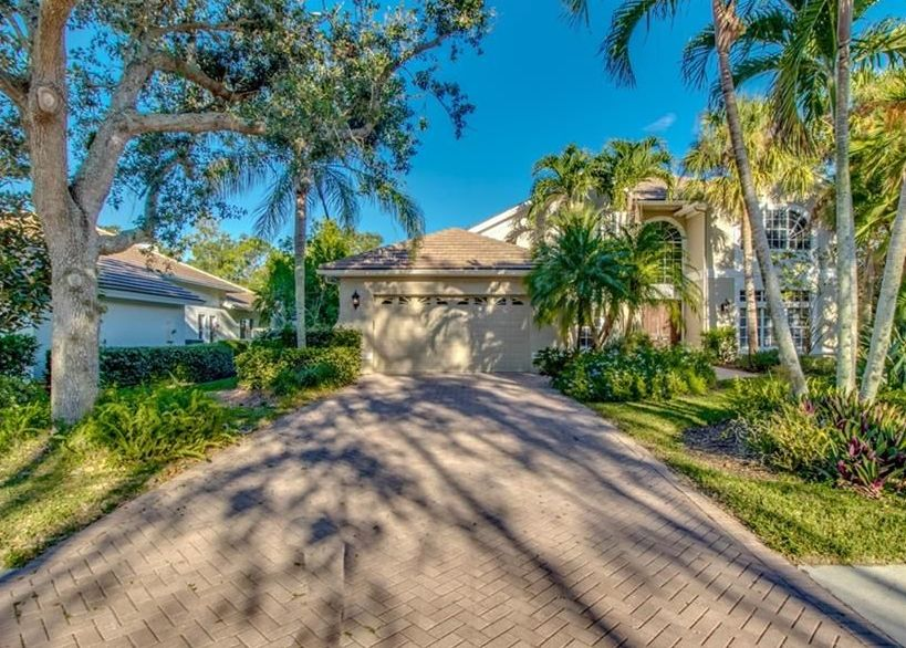 241 Monterey Dr, Naples FL Foreclosure Property