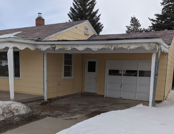 1328 2nd West Ave, Kemmerer WY Foreclosure Property