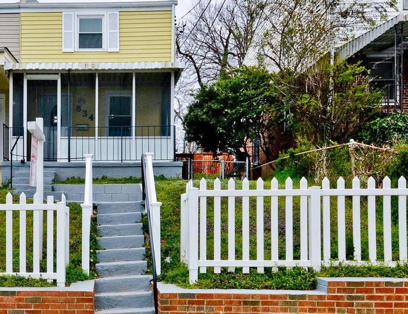 834 50th Pl Ne, Washington DC Foreclosure Property