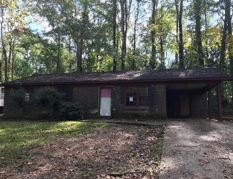 4021 14th St Ne, Tuscaloosa AL Foreclosure Property