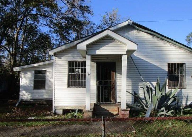 466 Thompson Blvd, Mobile AL Foreclosure Property