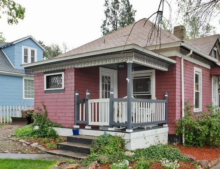 117 S 11th St, Colorado Springs CO Pre-foreclosure Property