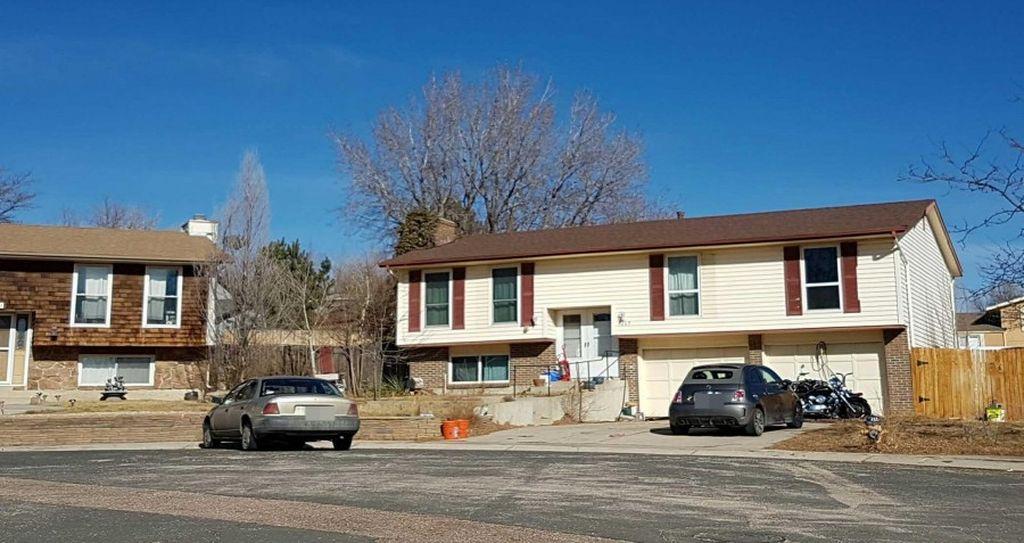 5265 Redondo Cir, Colorado Springs CO Pre-foreclosure Property