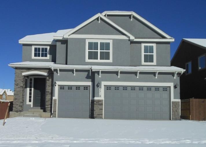 7710 Barraport Dr, Colorado Springs CO Pre-foreclosure Property