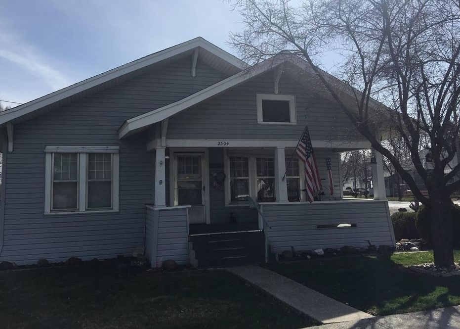 2504 8th St, Baker City OR Pre-foreclosure Property