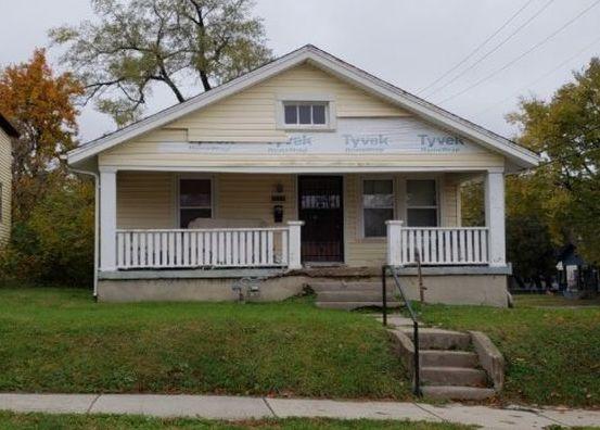 2234 Oakridge Dr, Dayton OH Pre-foreclosure Property
