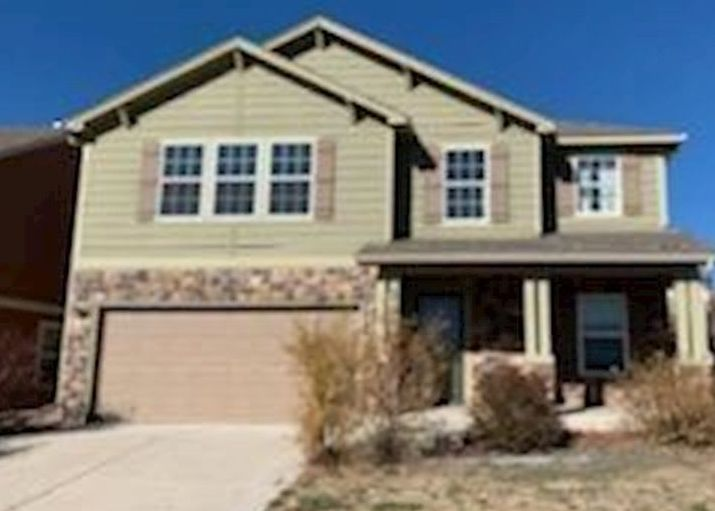 2790 Winterbourne St, Colorado Springs CO Pre-foreclosure Property