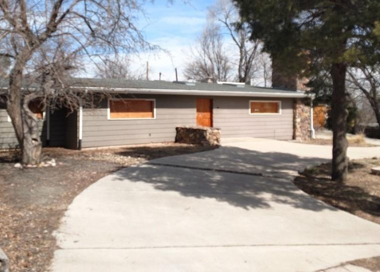 1010 Zodiac Dr, Colorado Springs CO Pre-foreclosure Property