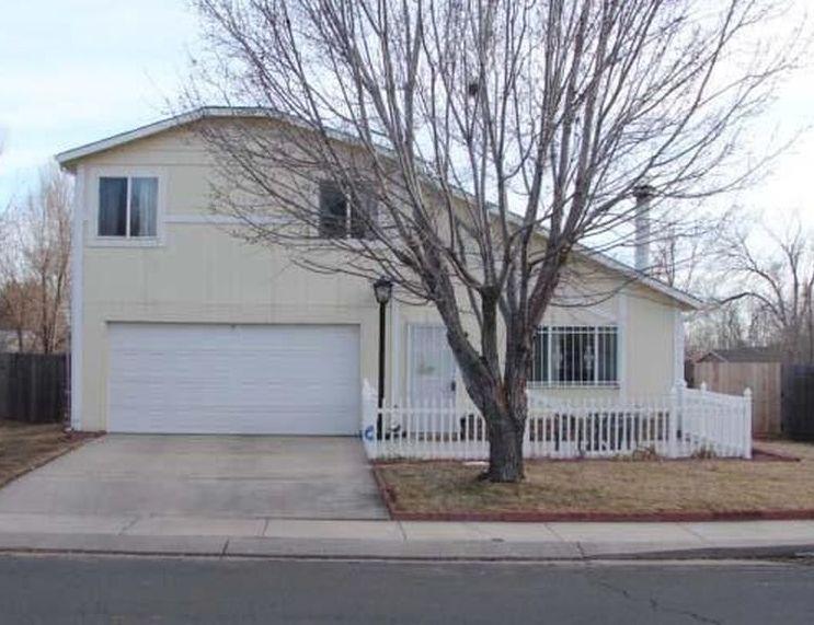 4215 Brightside Ct, Colorado Springs CO Pre-foreclosure Property