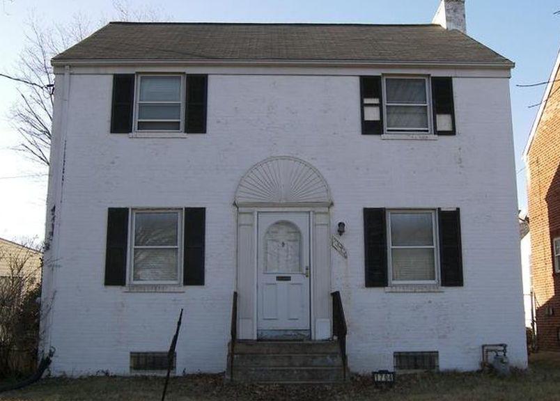 1704 Michigan Ave Ne, Washington DC Pre-foreclosure Property