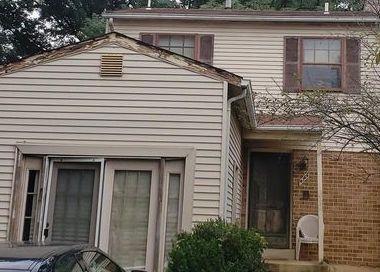 4366 Varnum Pl Ne, Washington DC Pre-foreclosure Property