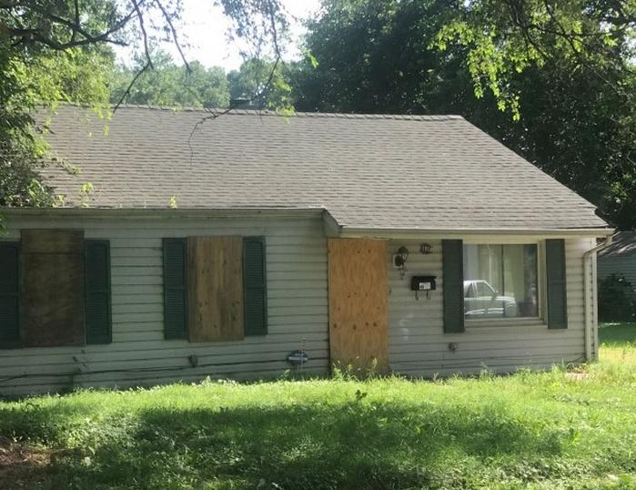 1914 W Martin St, Peoria IL Pre-foreclosure Property