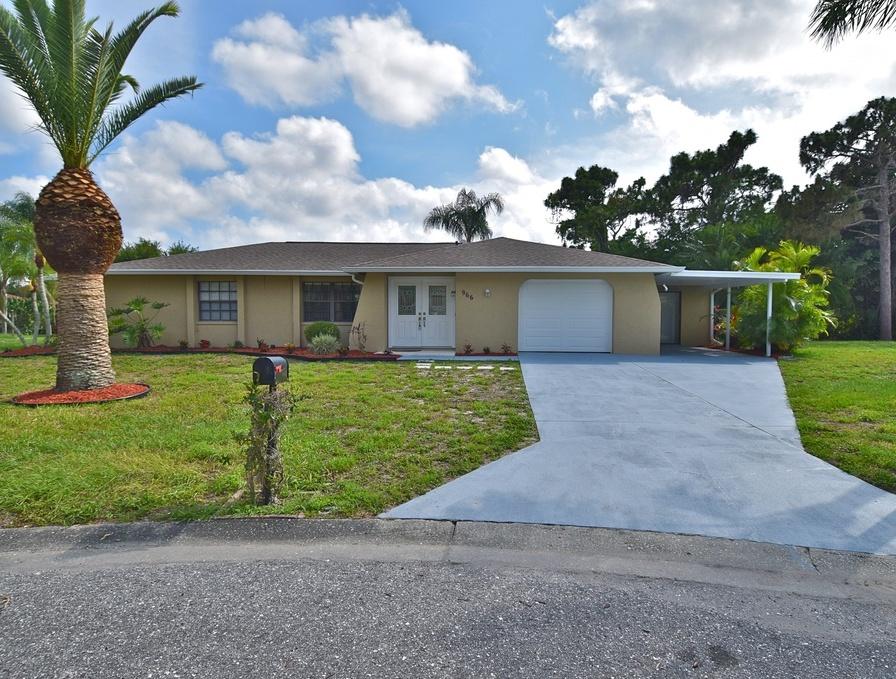 966 Ryan Ct, Venice FL Pre-foreclosure Property