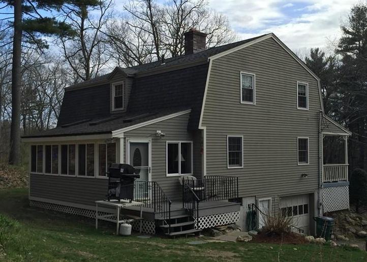 110 Charnock Hill Rd, Rutland MA Pre-foreclosure Property
