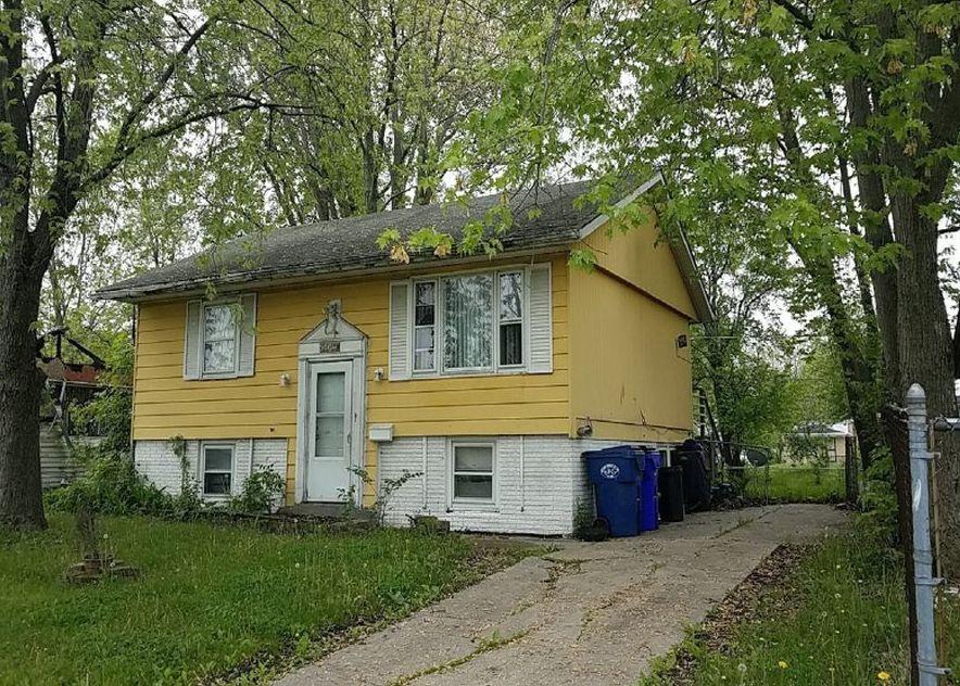1449 Senator Ln, Chicago Heights IL Pre-foreclosure Property