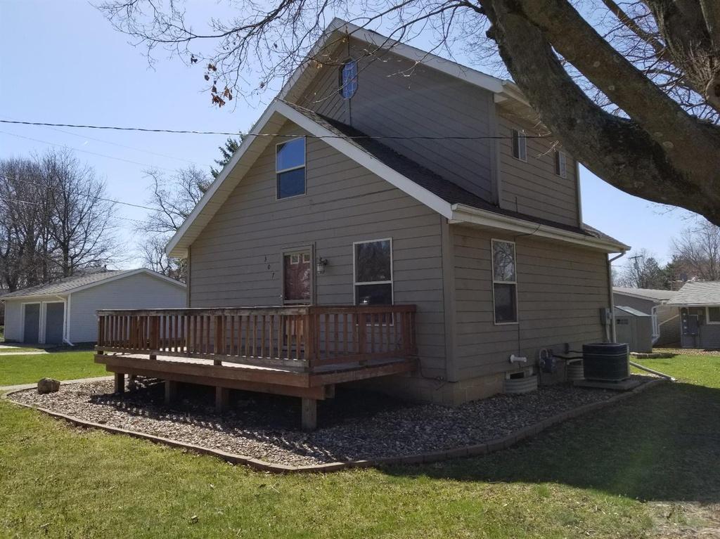 307 E Grundy Ave, Conrad IA Pre-foreclosure Property