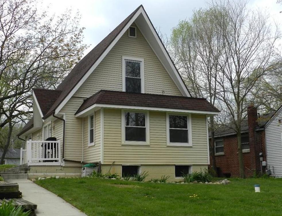 12704 Webster St, Cedar Lake IN Pre-foreclosure Property