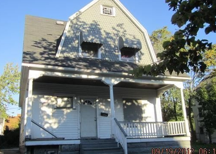 4267 E 114th St, Cleveland OH Pre-foreclosure Property
