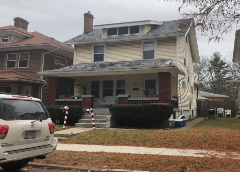 325 Kenilworth Ave, Dayton OH Pre-foreclosure Property