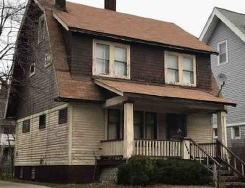 13605 Garden Rd, Cleveland OH Pre-foreclosure Property