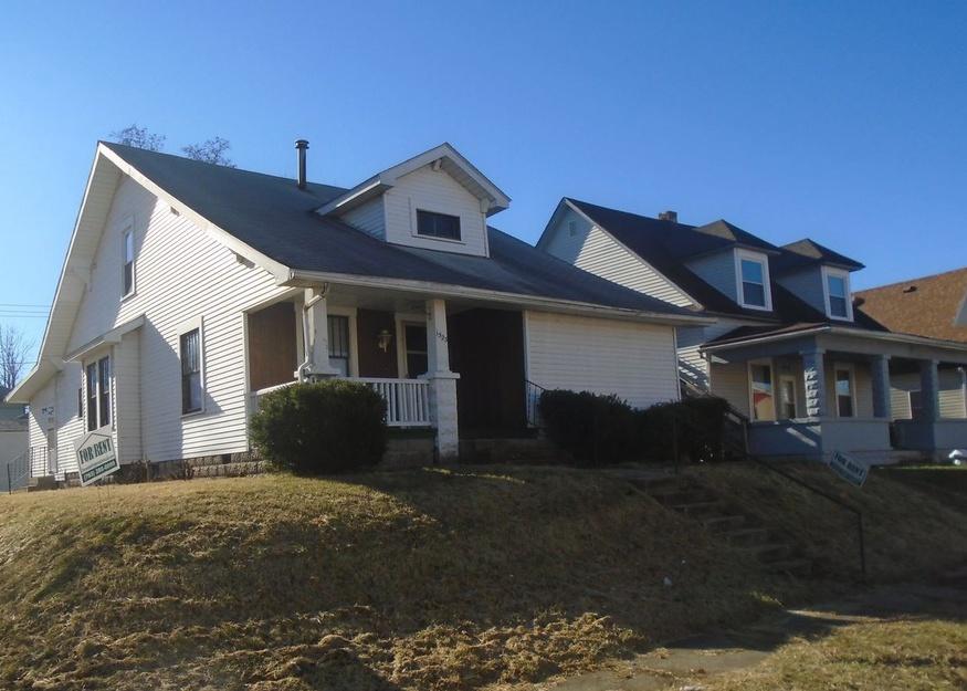 1523 E Washington St, Muncie IN Pre-foreclosure Property