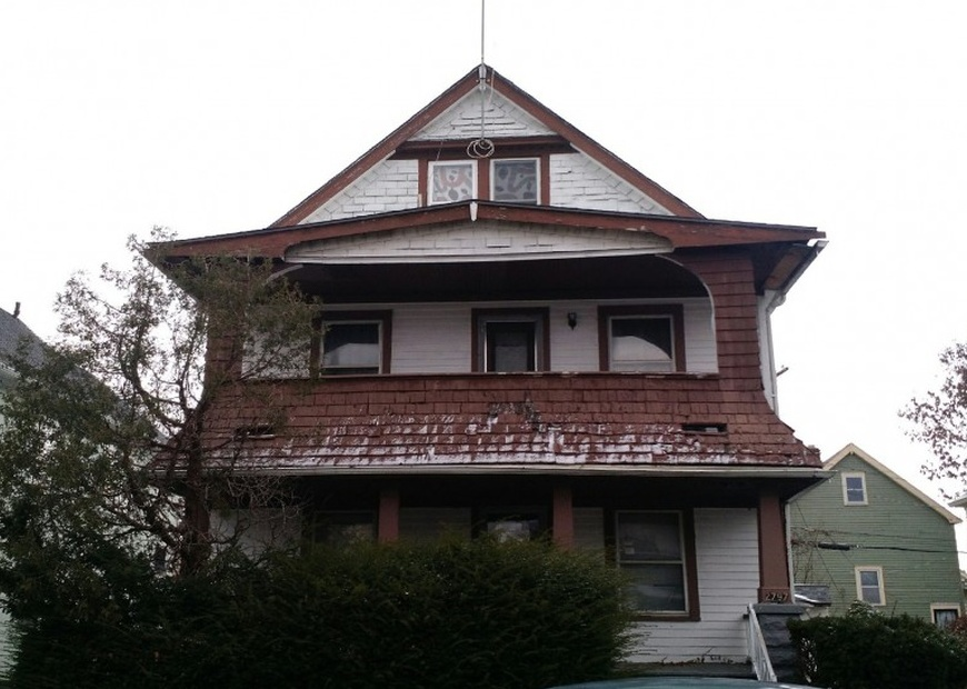 2797 E 122nd St, Cleveland OH Pre-foreclosure Property